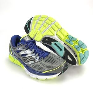 Saucony Womens Hurricane ISO Running Shoes Size 7